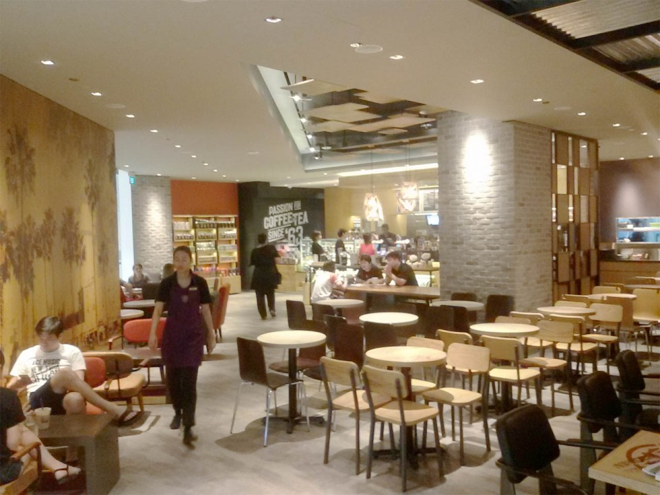 Coffee Bean @ Compass One