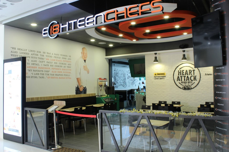 18 Chefs – East Point Mall