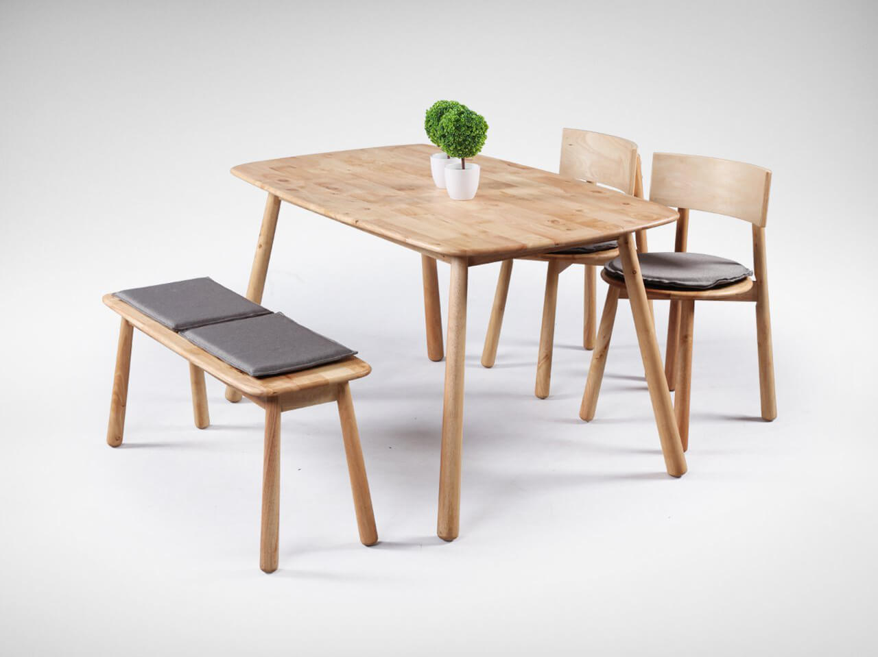 Switch Up Dining Room Furniture with Benches - Comfort Furniture