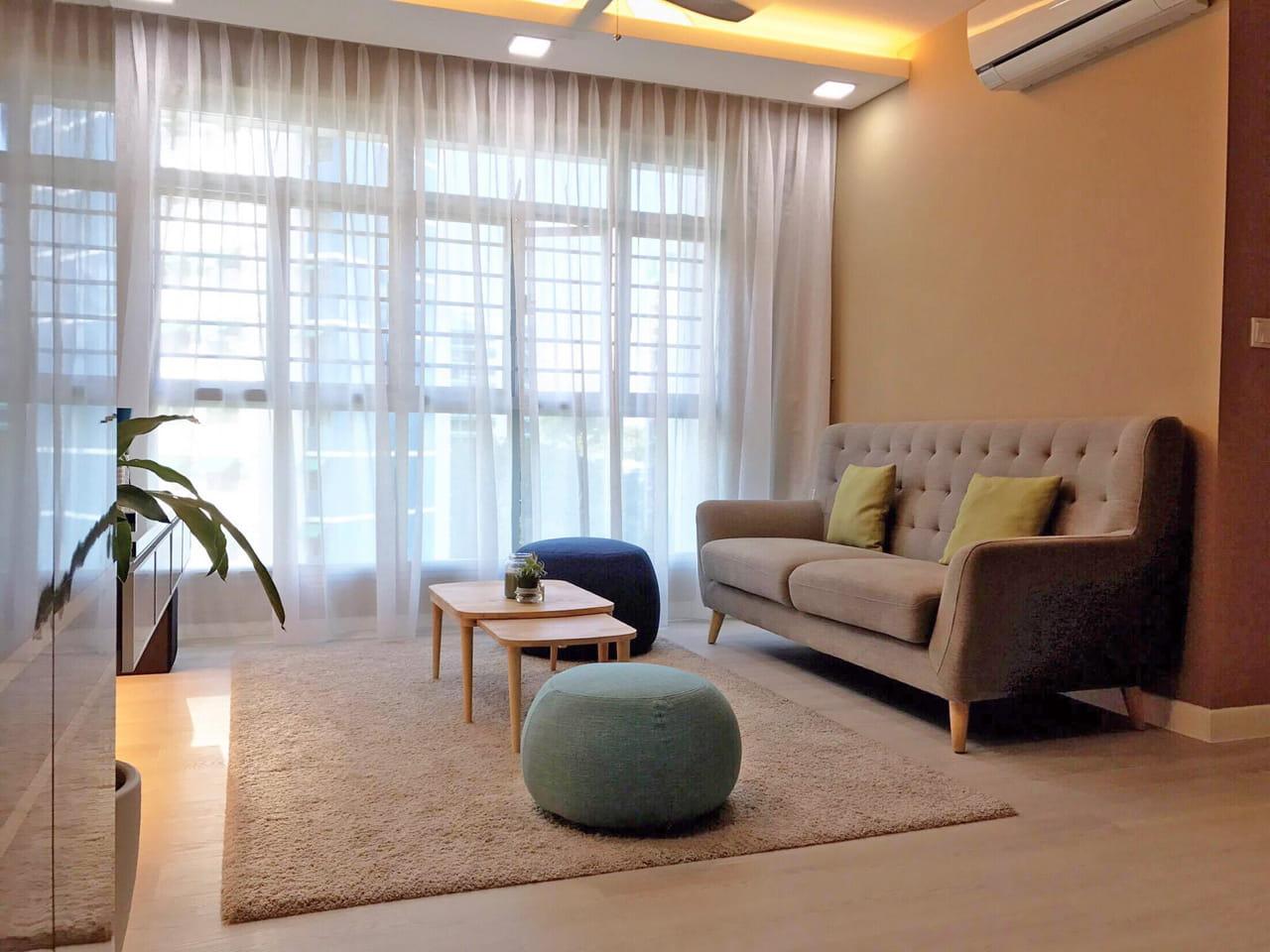 Signature Piece as The Living Room Focus - Comfort Furniture