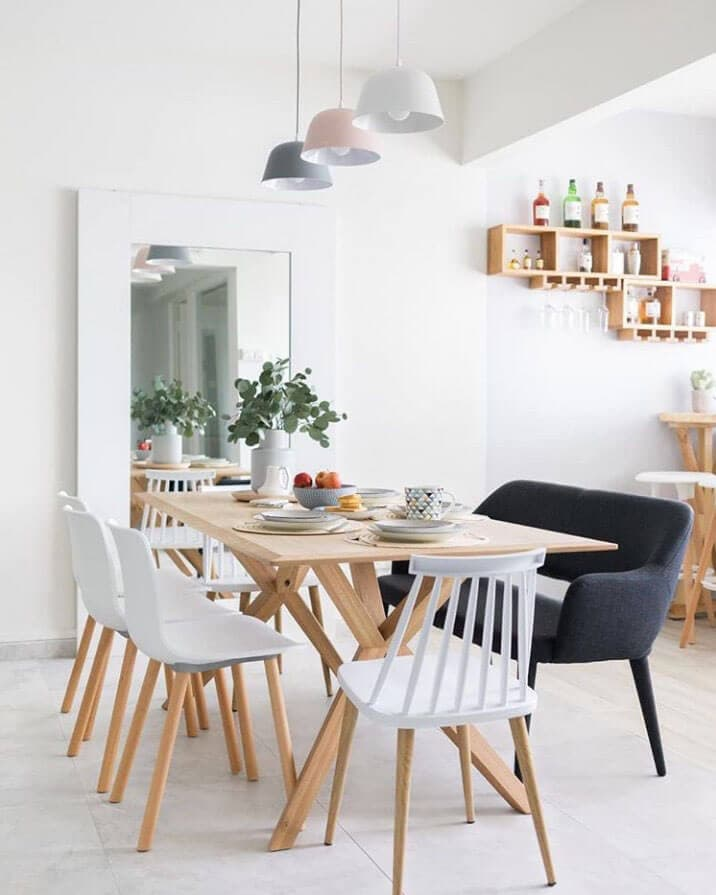 Creativity for a Unique Dining Room - Comfort Furniture
