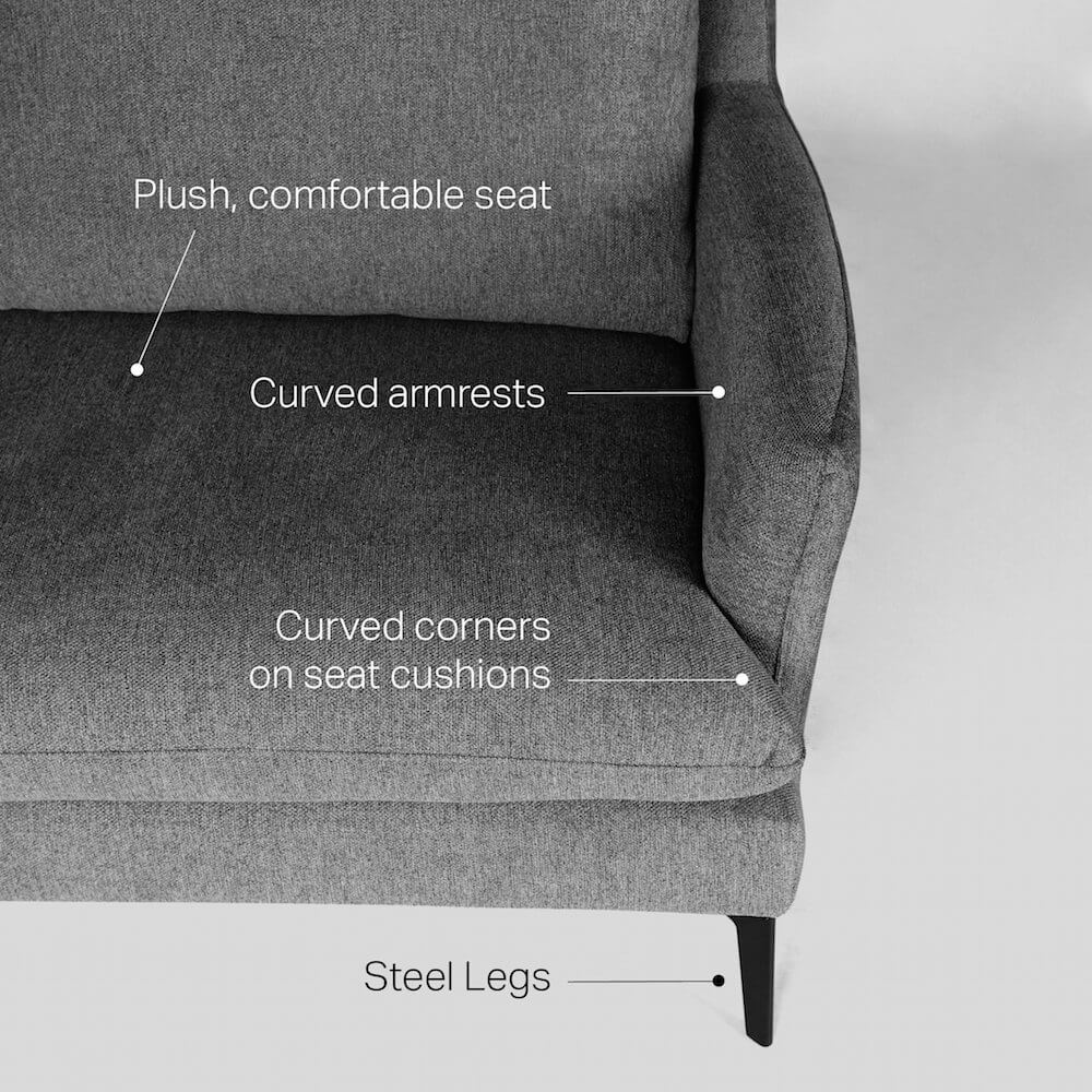 Choosing The Right Sofa Fabric for Your Living Space - Comfort Furniture