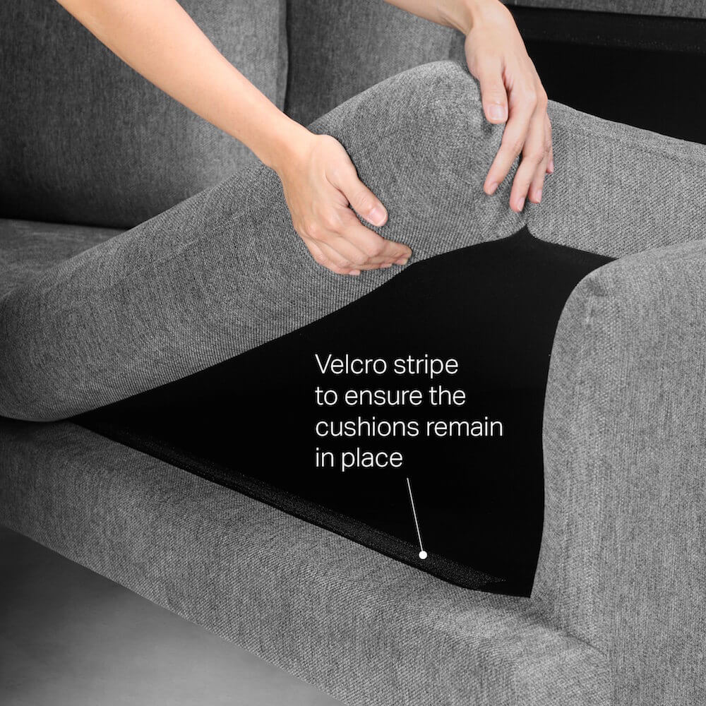 Kimberly Sofa with Velco Strips - Comfort Furniture