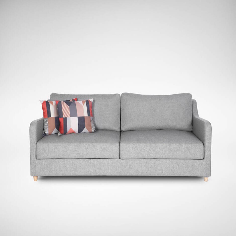 Simple Sofa Bed for Living Room - Comfort Furniture
