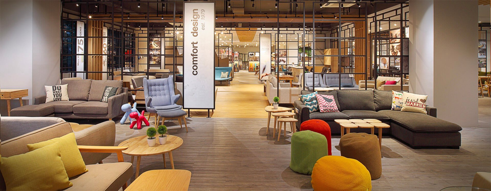 5 reasons why you should visit comfort furniture's showroom
