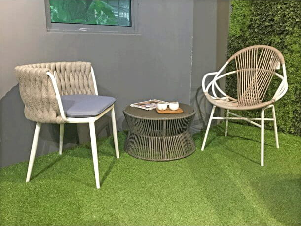 Simple yet Stylish Outdoor Furniture Set - Comfort Furniture