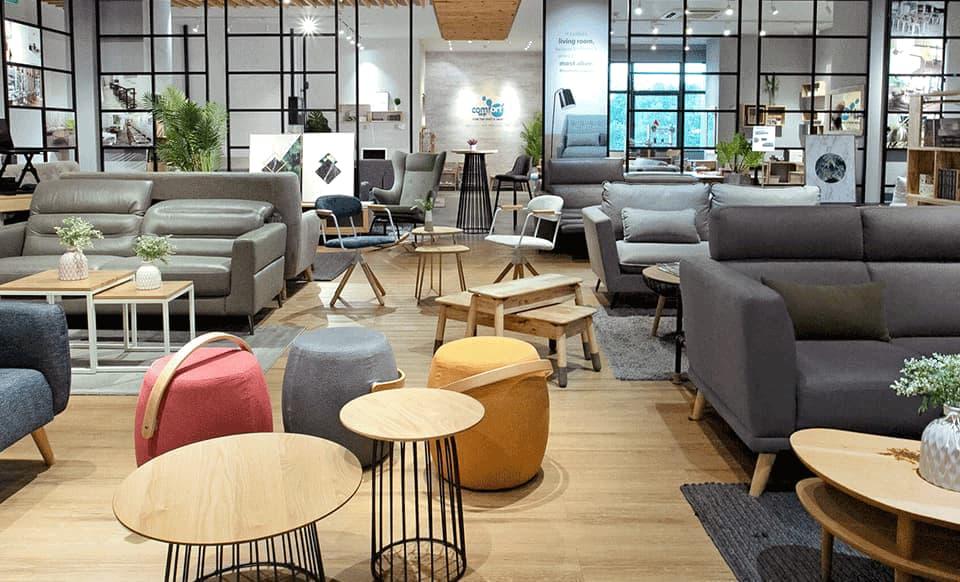 5 Reasons Why You Should Visit Comfort Furniture's Showroom | Comfort  Furniture Blog