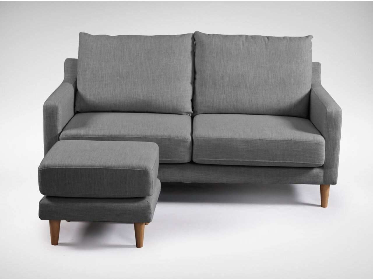 3-Seater Sofa with Leg Rest - Comfort Furniture