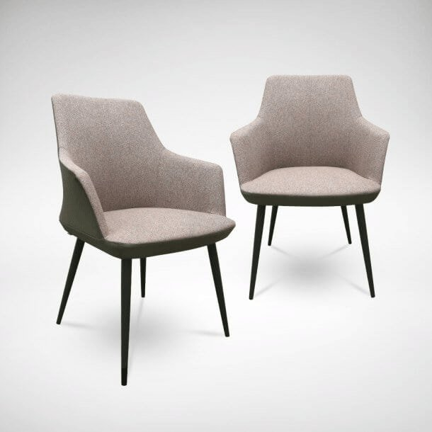 Debbie Dining Chair that Comes with Armrest - Comfort Furniture