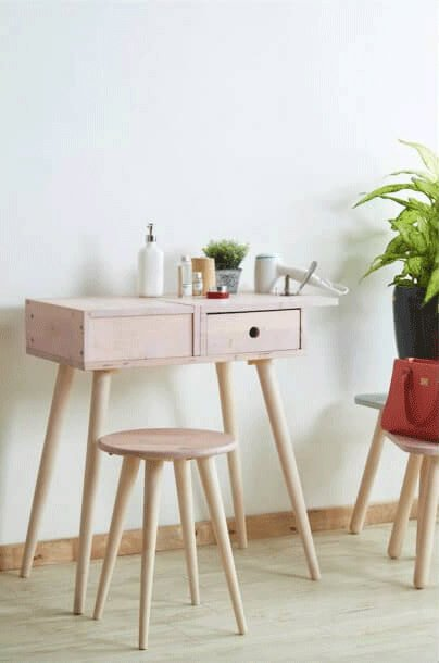Dressing Table To Decorate Small Bedroom - Comfort Furniture