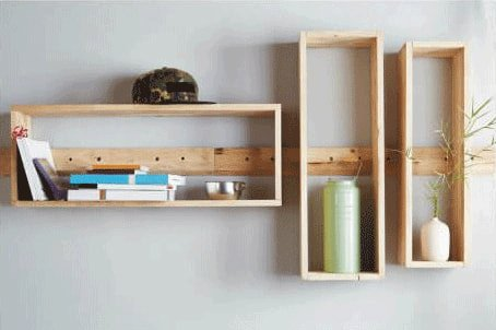 Save Space with Aziz Shelf - Comfort Furniture