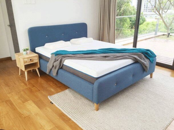 Use Sunlight for Bigger Looking Bedroom - Comfort Furniture
