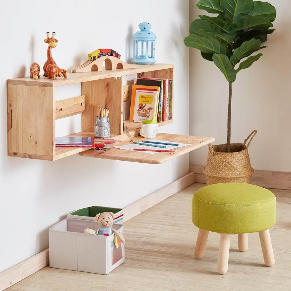 Child-friendly Wall Shelves - Comfort Furniture