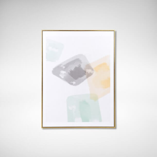 Poster with Pastel Art - Comfort Furniture