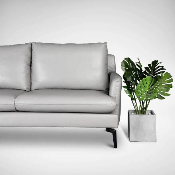 How to Achieve Scandinavian Interior with Artificial Plant - Comfort Furniture