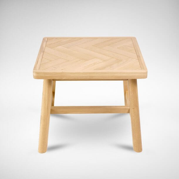 Square Top Small Coffee Table - Comfort Furniture