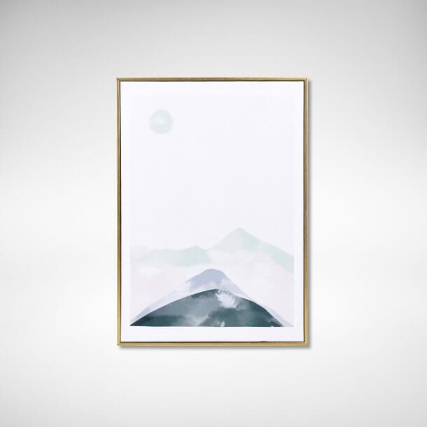 Minimalistic Art Poster - Comfort Furniture