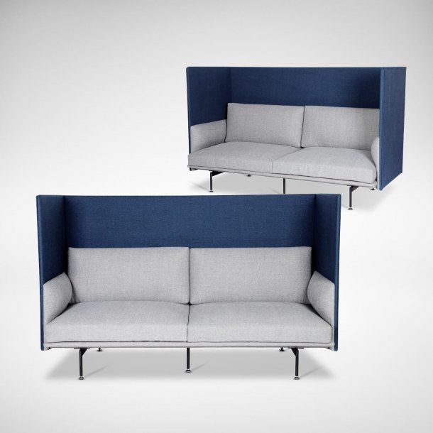 3 Seater Highback Kinpi Sofa - Comfort Furniture