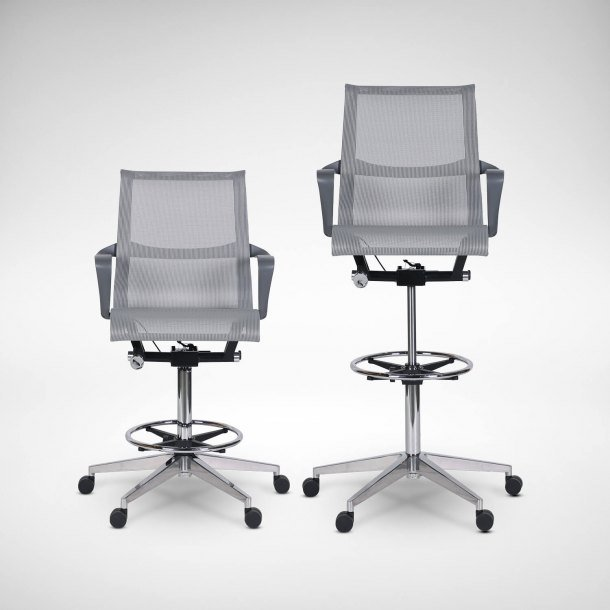 Adjustable Height Azura Office Chair - Comfort Furniture