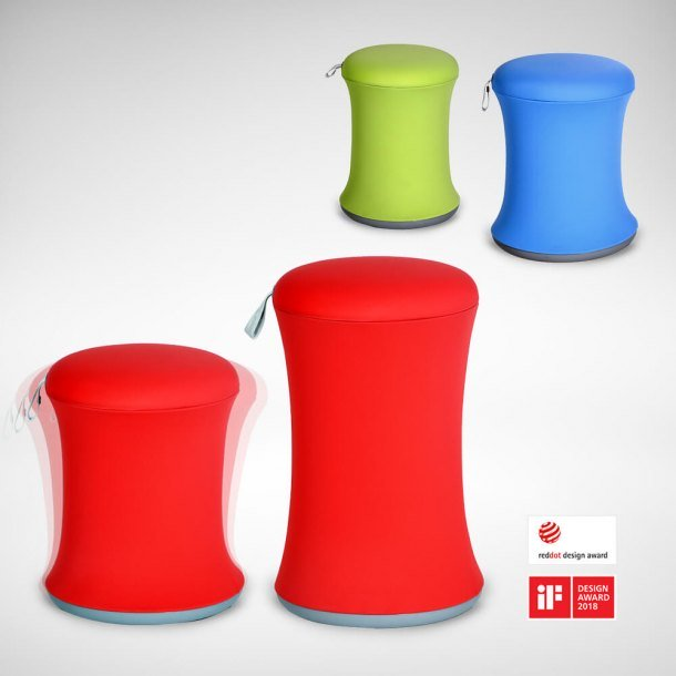Colourful Boffo Stools - Comfort Furniture