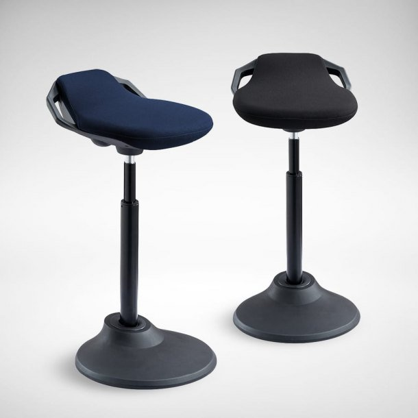 Helena Sit-Standing Stool for Office Employees - Comfort Furniture