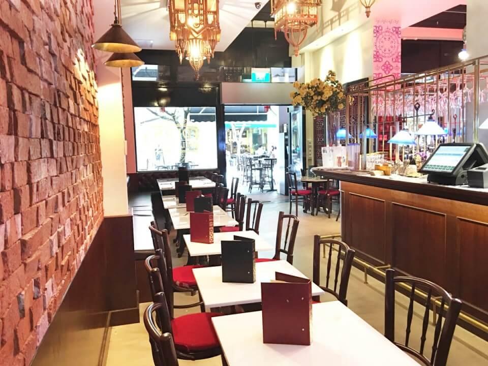 Heritage Inspired Cafe Design Comfort Furniture