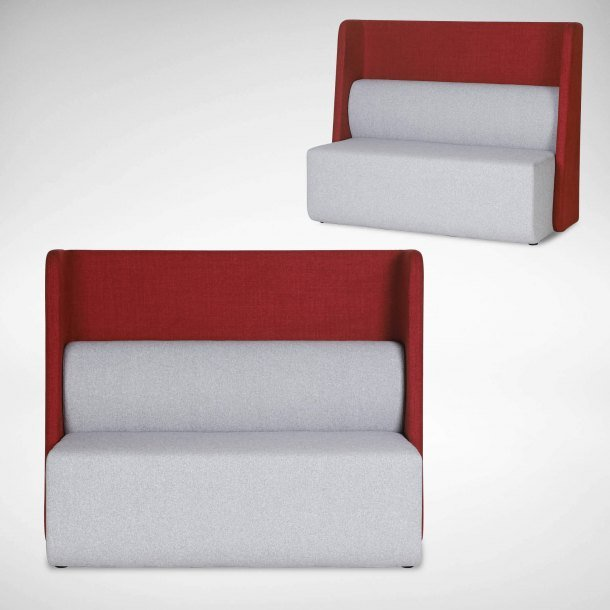 Highback Chaos Sofa for Added Privacy in Office - Comfort Furniture