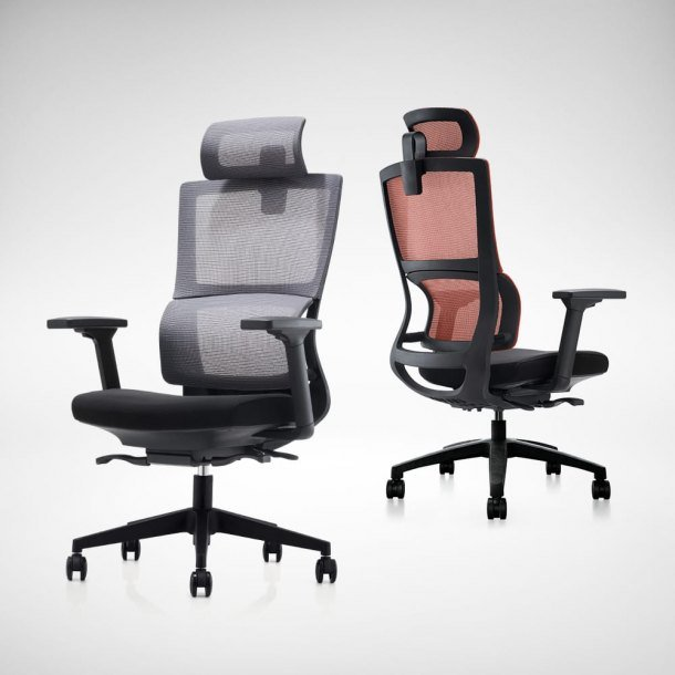 Mesh Highback Astrid Office Chair - Comfort Furniture