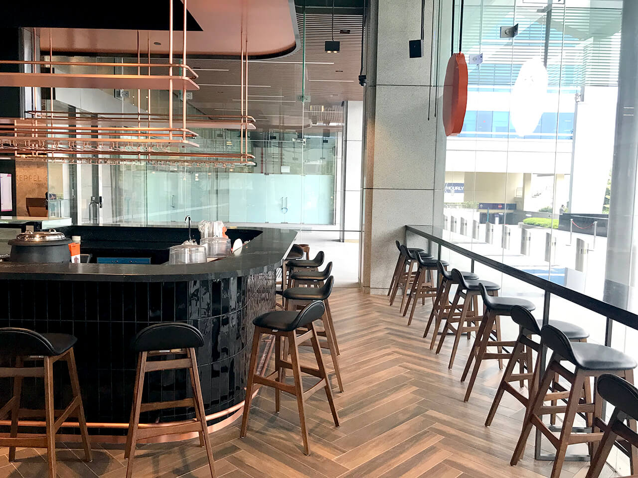 Wooden Chairs for Modern Cafe and Bar - Comfort Furniture