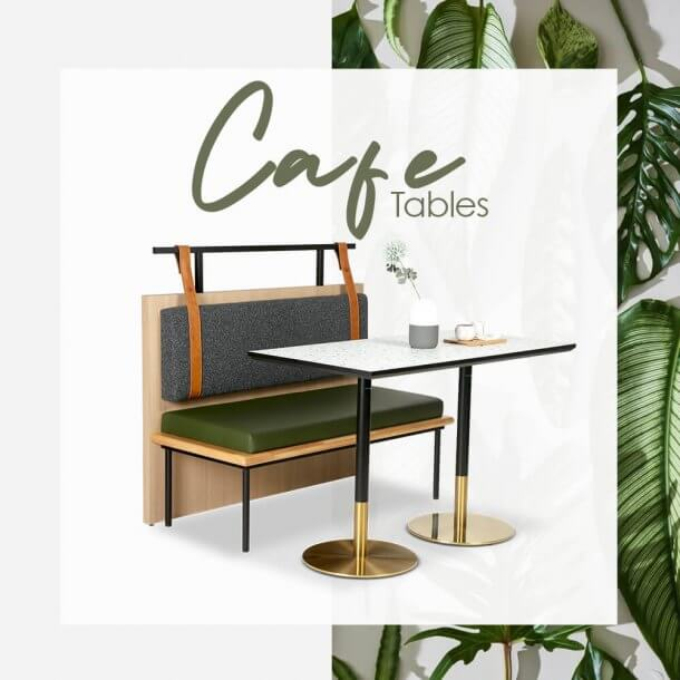 Strapped Booth Chairs for Cafe's - Comfort Furniture