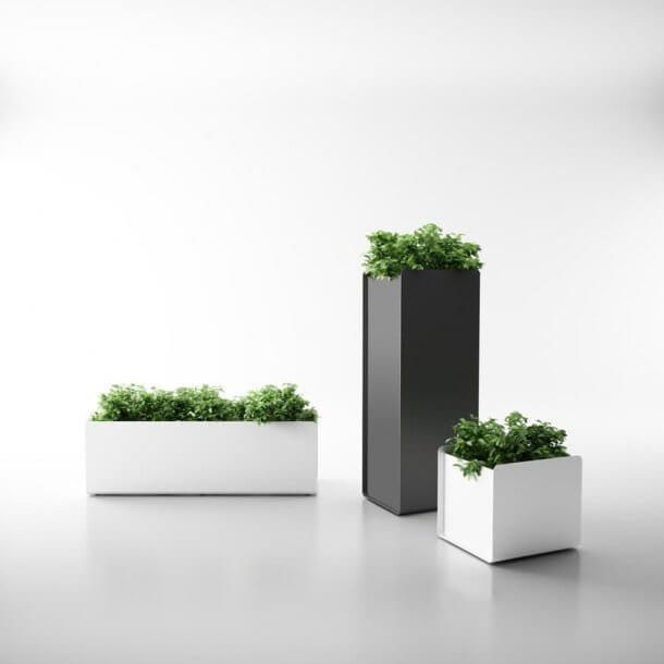 Artificial Plants as Office Decoration - Comfort Furniture