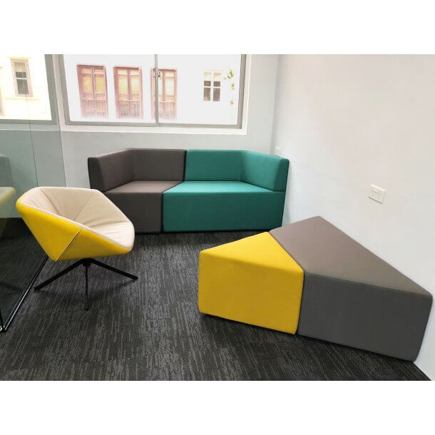 Contemporary Office Sofa for Office Purposes - Comfort Furniture