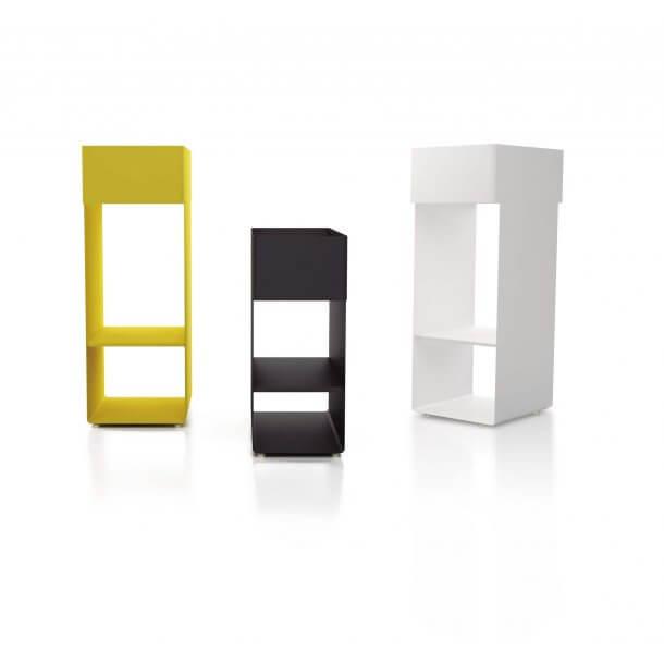 Multi-Coloured Pedestals for Office Use - Comfort Furniture