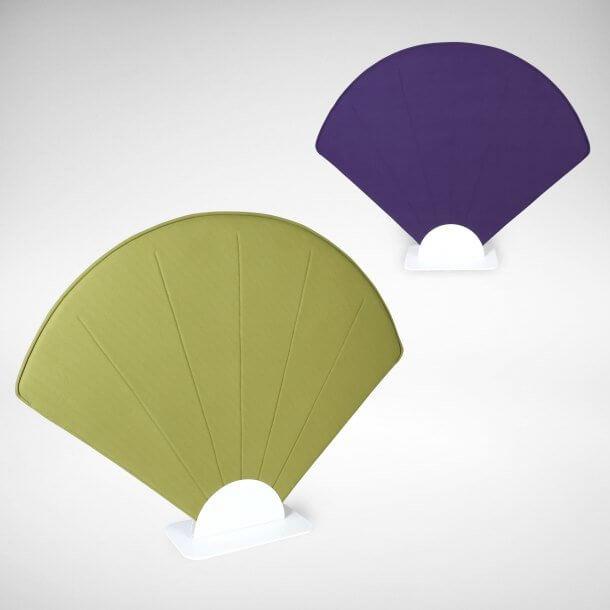 Decorative Coloured Partition - Comfort Furniture