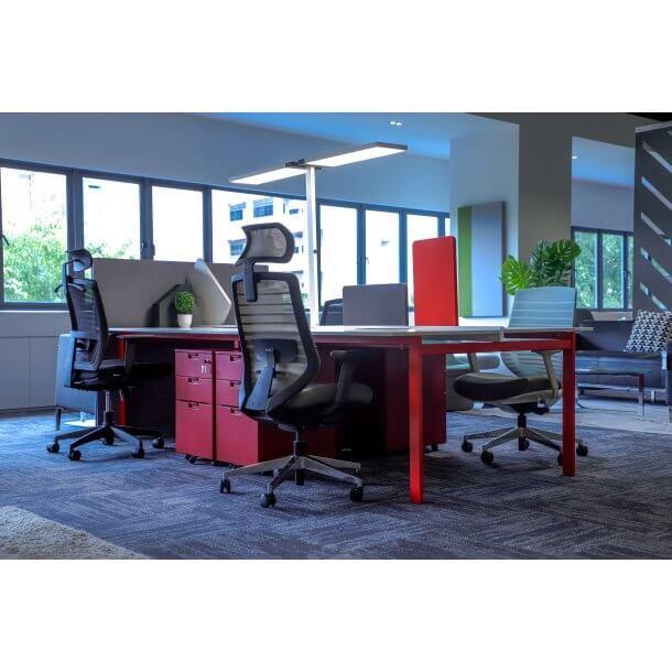 Various Types Office Chairs - Comfort Furniture