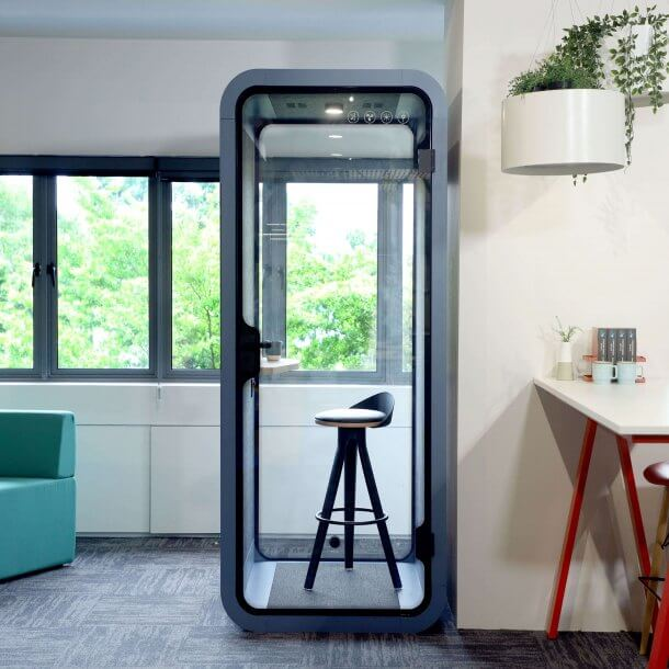 Acoustic Office Working Pod - Comfort Furniture