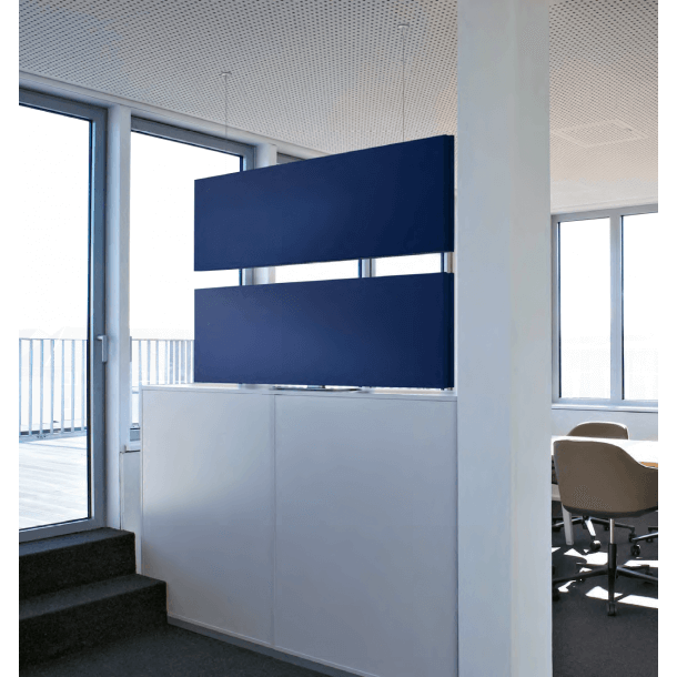 Hanging Partition for Private Space in Office - Comfort Furniture