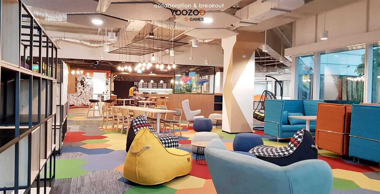 Choose Furniture to Create a Fun and Comfortable Office Space - Comfort Furniture