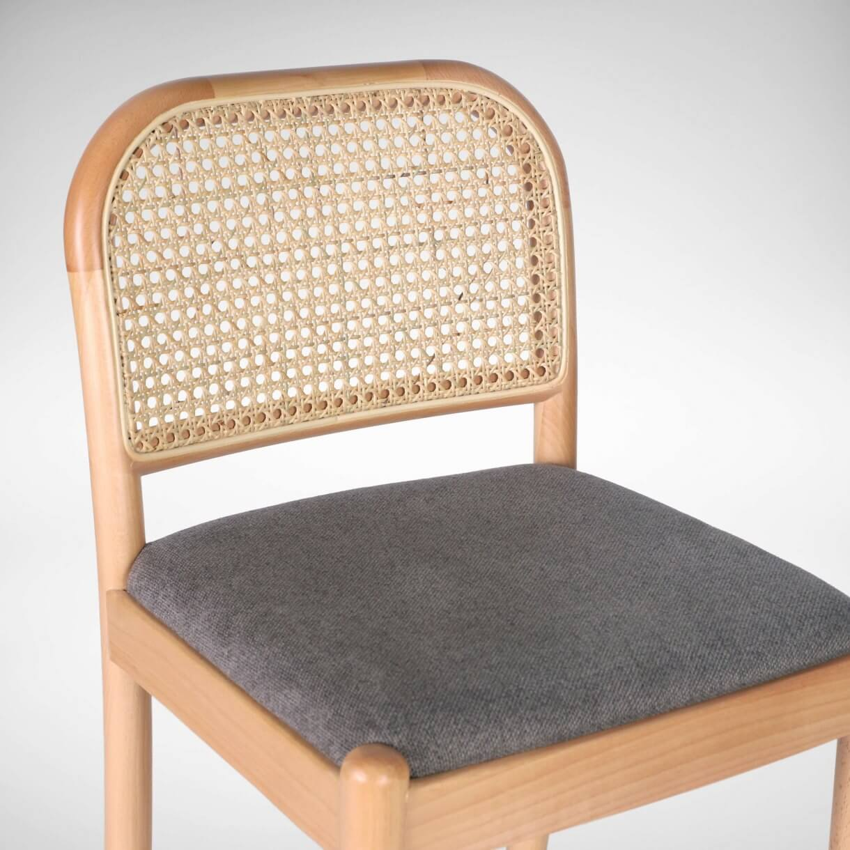 Create a Vintage Feel to Your Home with Kloop Rattan Barchair - Comfort Furniture