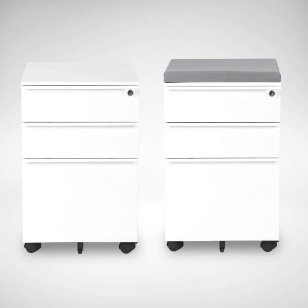 Store Office Essentials with Office Pedestals - Comfort Furniture