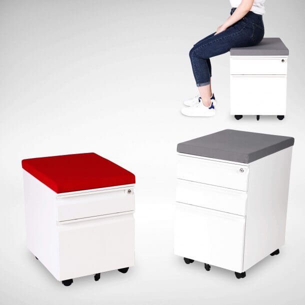 Multi-Functional Office Pedestals - Comfort Furniture