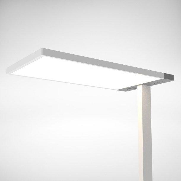 Broad Rectangular Shaped Light Stand - Comfort Furniture