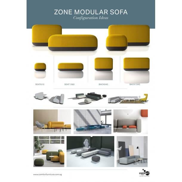 Various Types of Modular Sofa - Comfort Furniture