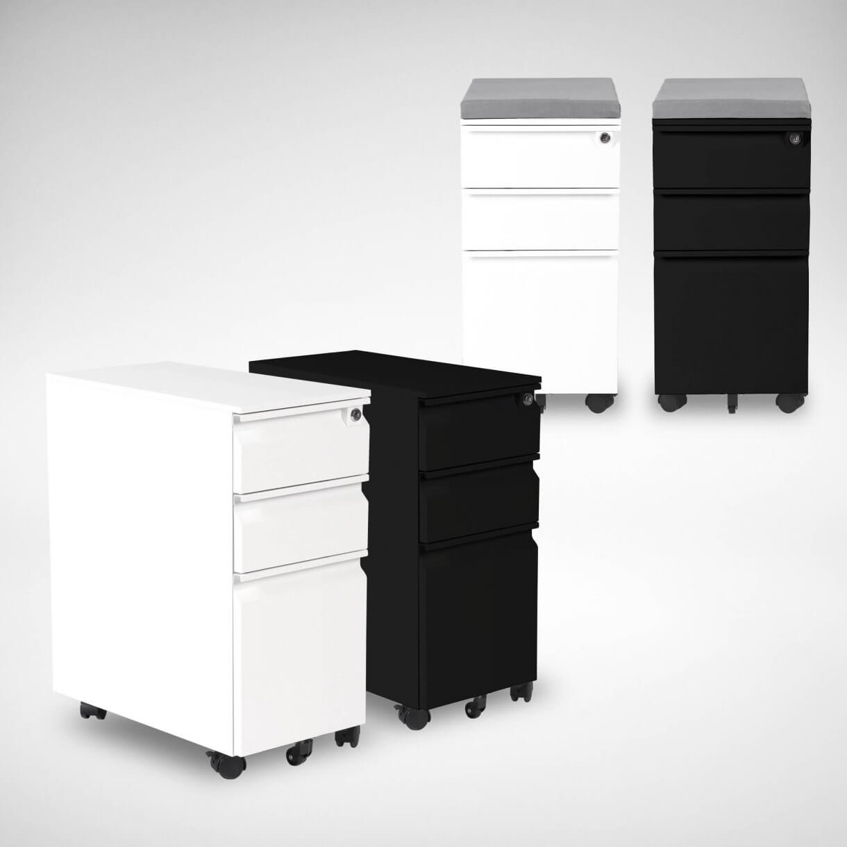 Equip Your Office with Mobile Pedestals for Easier Social Distancing - Comfort Furniture