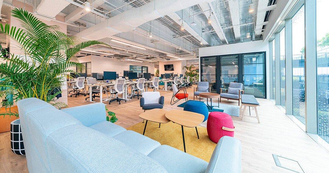 Sofa Ideas for Office Breakout Area - Comfort Furniture