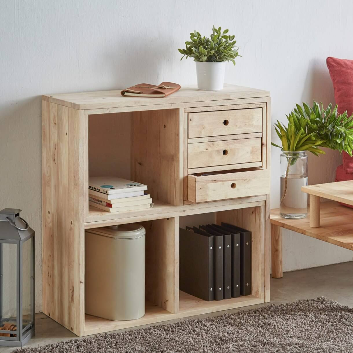 Declutter Work Space with Shelves to Stay Productive - Comfort Furniture