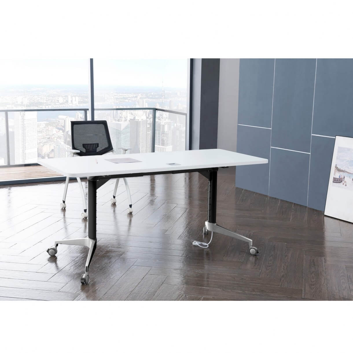 Seminar Table Placement for an Effective Work Space at Home - Comfort Furniture