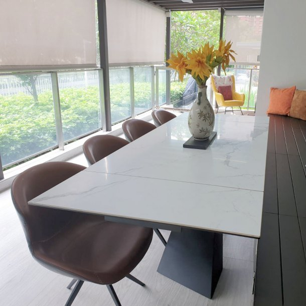 Free Up More Seats with Extendable Dining Table - Comfort Furniture