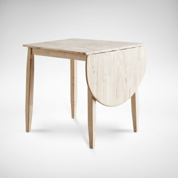 Wooden Extendable Table to Accommodate More Seats - Comfort Furniture Singapore