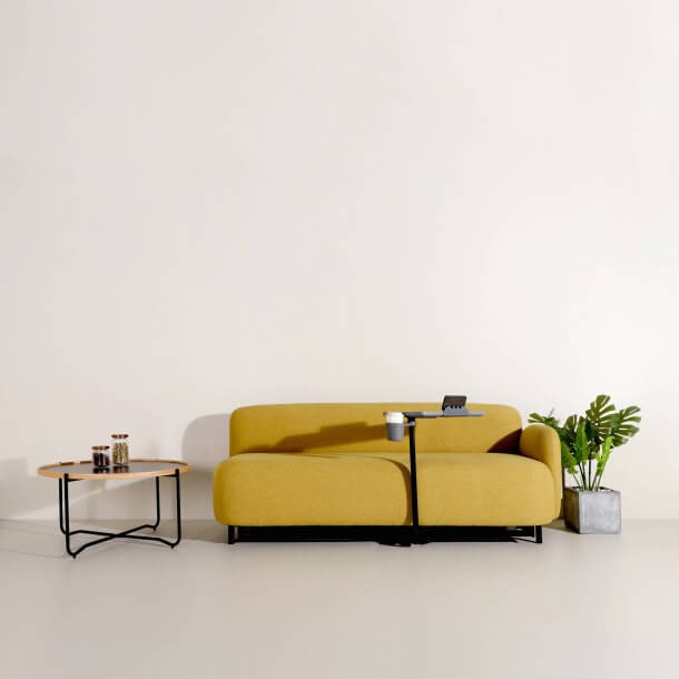 Funky Sofa Trends with Coffee Table Combination - Comfort Furniture Singapore